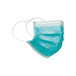 Máscara Cirúrgica Descartável Tripla Camada